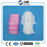 Débit lourde serviette hygiénique usine avec des prix bon marché