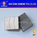 ベストセラーの製品の鋭い機械ダイヤモンドセグメント