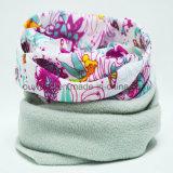 多彩な北極の羊毛のスカーフは印刷されたバンダナをカスタマイズした