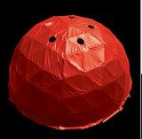 Tente polychrome de dôme géodésique d'impression de tente extérieure de dôme pour l'événement