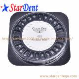 Parentesi di ceramica ortodontiche dentali della strumentazione diagnostica chirurgica del laboratorio medico dell'ospedale