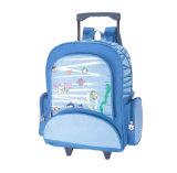 子供のための軽量の単一ストラップのトロリー袋のバックパックかGilrか車輪を持つ男の子