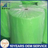 Telas não tecidas personalizadas de Spunbonded do Polypropylene colorido para o saco de compra