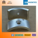 14 anos experimentaram ímãs curvados Neodymium Certificated de ISO/Ts 16949