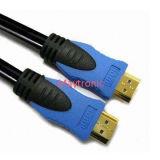 Hoge snelheid 1.4 het Mannetje van de Versie aan Mannelijke Kabel HDMI