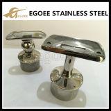 Parentesi d'acciaio della balaustra di Satinless per distribuzione