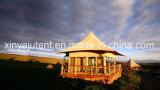 عالية القياسية الأسرة خيمة التخييم الفاخرة الخيام