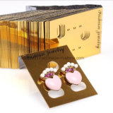 Ohrring-Ohrring-Karten-Schmucksache-verpackenkarte