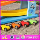 2016 het Nieuwe Stuk speelgoed W04e045 van het Spoor van de Auto van de Kinderen van het Ontwerp Grappige Houten