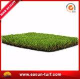 Het heet-verkoopt Kunstmatige Gras van de Tuin met s-Vorm Garen