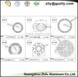 Het Chinese Profiel Heatsink van het Aluminium van het Merk van de Eer/het Bouwmateriaal van het Aluminium