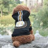 Blusa com capuz cão desportivo mola de fornecimento de produtos Pet& Fall roupas