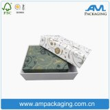 2017 Nuevos productos de joyería Pandora cajas Regalo Collar de verificación de papel personalizado