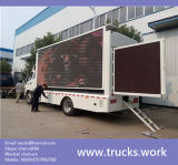 Hete Populaire 4X2 LEIDENE Foton van de Verkoop Mobiele Vrachtwagen