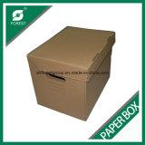 خدة يغضّن محفوظ [ستورج] شحن علبة صندوق مع عادة طباعة