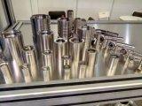 Acier inoxydable adaptateur hydraulique de coude de 90 degrés