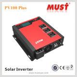 Inversor de alta velocidade esperto de PV1100plus 1kw 24V