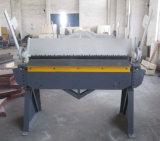 Tipo da mão Wh06-2.5X1220 que dobra-se e máquina de dobra