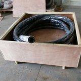 Tubo flessibile di gomma di ceramica utilizzato in industriale d'acciaio