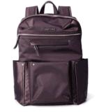 Da tendência preta da trouxa dos homens de saco do curso do saco do computador de homens de saco do ombro forma impermeável do saco de pano de Oxford