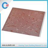 Painel de revestimento fácil da parede interior do ajuste do PVC