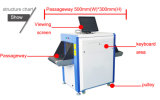 X Ray Baggage Scanner for Small Luggage