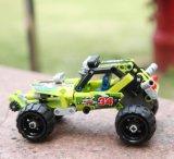 Die nicht für den Straßenverkehr Wüste ziehen blockt zurück Spielzeug für Kinder