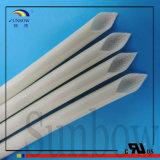 Fibre de verre de silicones gainant pour la ligne à haute tension couverture
