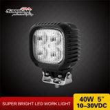 최신 판매 5 인치 40W 크리 사람 Offroad LED 일 빛