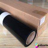 Couleur noir vinyle de transfert de chaleur fractionnables pour les textiles