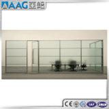 Partición de aluminio de la pared/partición de aluminio de la pantalla/pared de partición constructiva usada materiales