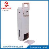LED-Notleuchte-eingebaute nachladbare Batterie