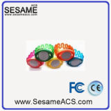 bracelet d'identification de silicagel 125kHz (fin de support) (S-WB3D)