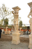 Fléau de marbre Mcol-030 de fléau de fléau statuaire en pierre de fléau de marbre