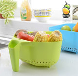 Paniers de fruits de cuisine et panier de cuisine de haute qualité PP