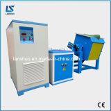 IGBT Hochfrequenzinduktions-schmelzende Aluminiummaschine und Ofen