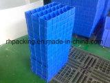 Raad van de Scheiding van het polypropyleen pp de Plastic/Plastic van de Bescherming van de Bouw en van de Bouw in de Plastic Producten van de Doos/van de Bouw en van de Bouw
