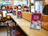 12000/9000/6000/5200 / 3000mAh Restaurant / Bar Menu Power Bank for Mobile Phones
