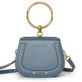 2017のハイエンド贅沢な女性のハンドバッグの実質の革ハンド・バッグのファッション・デザイナーのショルダー・バッグEmg4917