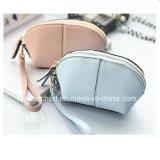 Luxuxentwerfer-Frauen-Mappen-Entwerfer-lange Mappen-Reißverschluss-Kupplungs-Geld-Beutel-Taschen-Mappen-und Fonds-Faltblatt-Schwarz-Handtaschen
