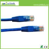 UTP/FTP Cat5e CAT6 CAT6A 패치 케이블 접속 코드