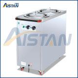 Er2 plus chauds de la plaque électrique panier de services de restauration de l'équipement de la machine
