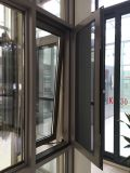 Fabrik-Aluminiumanodisierenmarkisen-Fenster