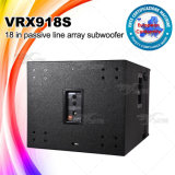 Escaninho do baixo do altofalante Subwoofer do poder superior 18 de Vrx918s de ""