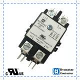 Elektromotor-definitive Zweck-Kontaktgeber 2 Pole 40A für Klimaanlage 120V