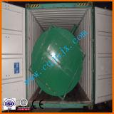 Máquina para a reciclagem de resíduos do óleo do motor Óleo do carro planta de regeneração de Óleo do Motor
