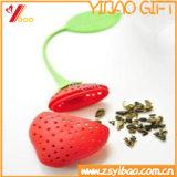 Tè 100% del silicone alla rinfusa del commestibile Infuser/bustina di tè/filtro dal tè