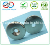Lautsprecher-Ring kundenspezifischer Magnet