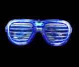 LED-helle Gläser für Weihnachtsgeburtstag-Halloween-Partei-Dekoration