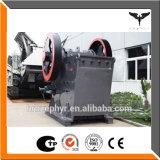 Capacidade de planta do triturador de maxila da pedreira 5 a 300 toneladas por a hora